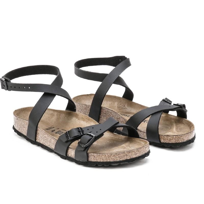 Sandalo da donna BIRKENSTOCK modello BLANCA  shopping online Naturalshoes.it