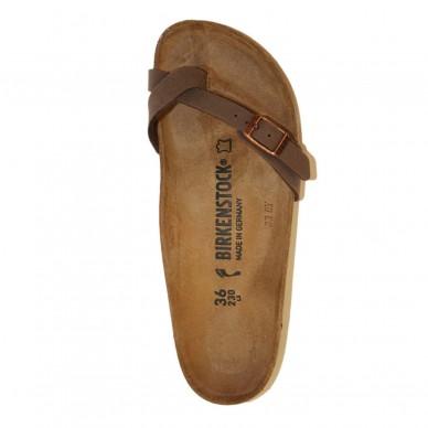 PIAZZA - Tangasandale für Damen mit anatomischem BIRKENSTOCK-Fußbett in vendita su Naturalshoes.it