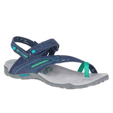 MERRELL Flip Flop Sandale für Damen Modell TERRAN CONVERTIBLE II Art.-Nr. J54818 in vendita su Naturalshoes.it