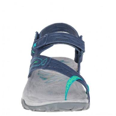 MERRELL Flip flop sandal for women model TERRAN CONVERTIBLE II art. J54818 shopping online Naturalshoes.it