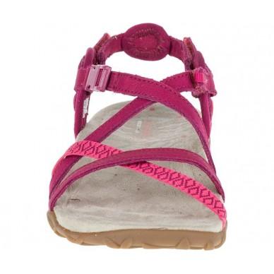 J55310 - MERRELL Woman sandal model TERRAN LATTICE II shopping online Naturalshoes.it