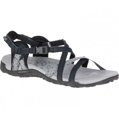 J55318 - MERRELL Woman sandal model TERRAN LATTICE II shopping online Naturalshoes.it