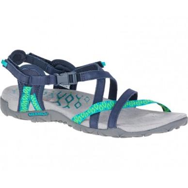Sandalo da donna MERRELL modello TERRAN LATTICE II art. J56516 in vendita su Naturalshoes.it