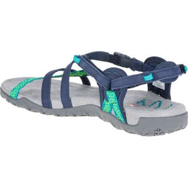 J56516 - MERRELL Woman sandal model TERRAN LATTICE II shopping online Naturalshoes.it