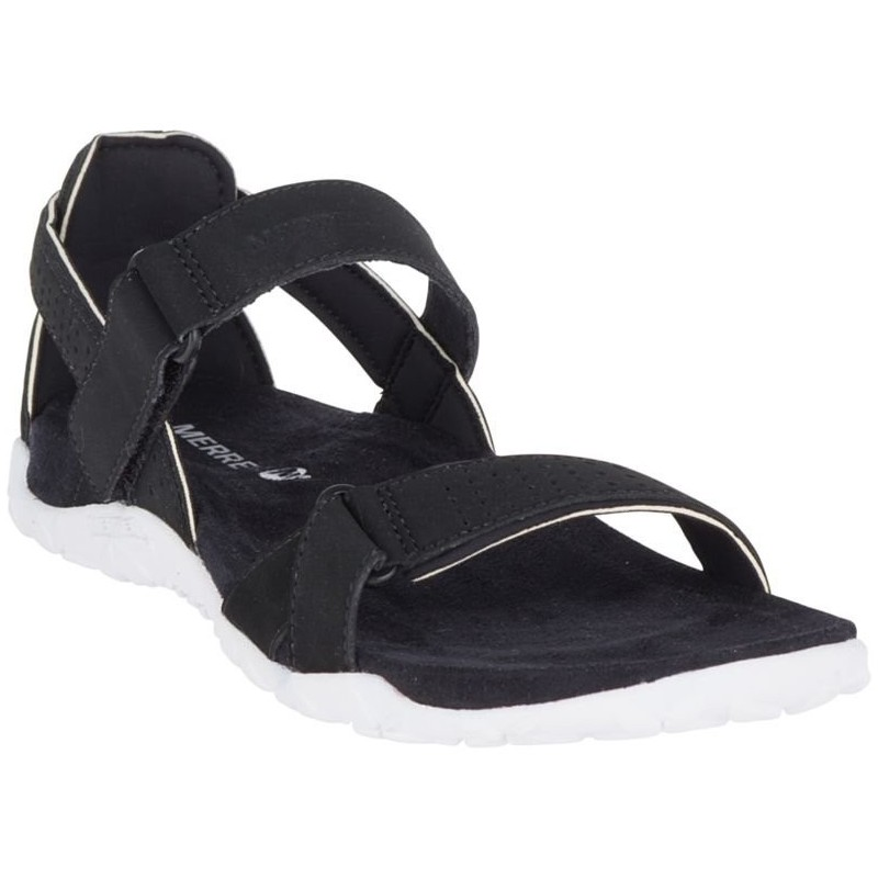MERREL women's strappy sandal with velcro - J94030 shopping online Naturalshoes.it