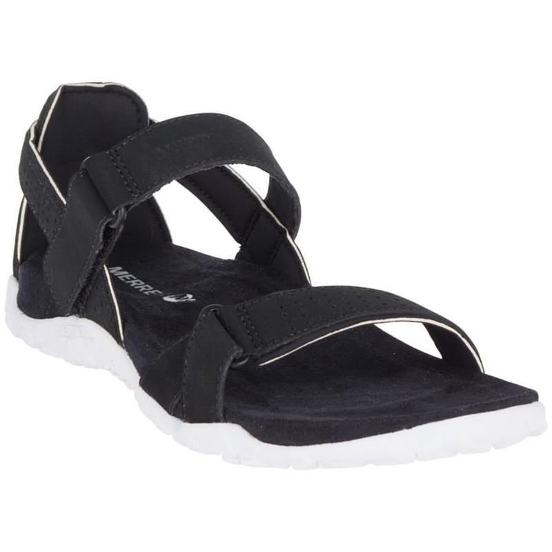 Sandalo da donna MERREL a fasce con velcro - J94030 in vendita su Naturalshoes.it