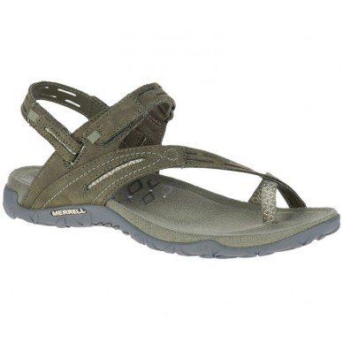 J98744 - WOMEN'S THONG SANDAL MERRELL MODEL TERRAN CONVERTIBLE II shopping online Naturalshoes.it