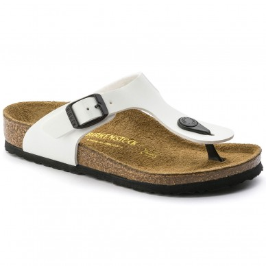 GIZEH (BIRKO-FLOR KID) - BIRKENSTOCK children's thong sandal shopping online Naturalshoes.it