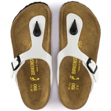 GIZEH (BIRKO-FLOR KID) - BIRKENSTOCK children's thong sandal shopping online Naturalshoes.it
