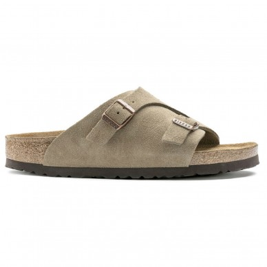 ZURICH - BIRKENSTOCK  woman's sandal with buckles shopping online Naturalshoes.it