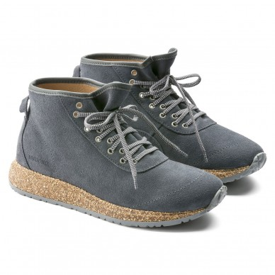 ATLIN (WOMAN) - BIRKENSTOCK women's lace-up ankle boots shopping online Naturalshoes.it