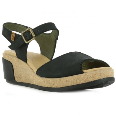 Sandalo da donna EL NATURALISTA modello LEAVES art. N5000 in vendita su Naturalshoes.it