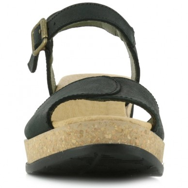 EL NATURALISTA Sandal women's model LEAVES art. N5000 shopping online Naturalshoes.it