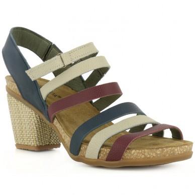 N5030 - Sandalo a fasce strette da donna EL NATURALISTA modello MOLA in vendita su Naturalshoes.it