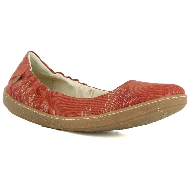 N5300T - Ballerina da donna EL NATURALISTA modello CORAL - VEGAN in vendita su Naturalshoes.it