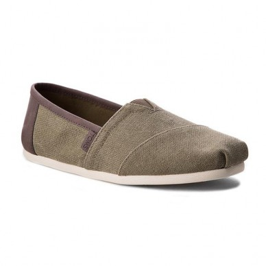 TOMS man espadrille ALPARGATA model art. 10009900 shopping online Naturalshoes.it