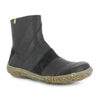 EL NATURALISTA Woman ankle boots model NIDO - N5440 shopping online Naturalshoes.it
