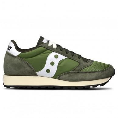 Sneaker für Männer SAUCONY Modell ORIGINALS JAZZ ORIGINAL VINTAGE Artikel S70321-1 in vendita su Naturalshoes.it