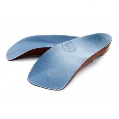 BLUE FOOTBED - BIRKENSTOCK halbe Innensohle für Männer und Frauen (schmale Passform) in vendita su Naturalshoes.it