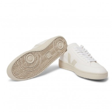 VEJA Woman and men's sneaker in leather line V-12 EASY art. XD051270 shopping online Naturalshoes.it