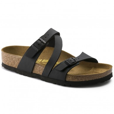 BIRKENSTOCK women's sandal with three bands - SALINA shopping online Naturalshoes.it