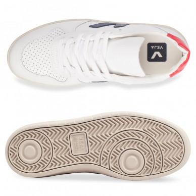 VX021267 - VEJA V-10 white nautico-pekin shopping online Naturalshoes.it