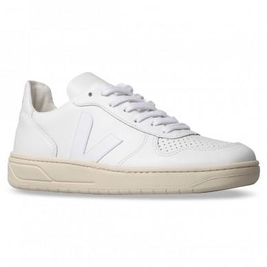 VEJA Herren- und Damenschuhe Sneakers aus Leder - VX021270 in vendita su Naturalshoes.it