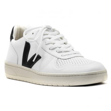 VEJA men's and woman's sneakers in leather - VXM020005 shopping online Naturalshoes.it