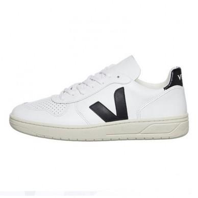 VEJA für Männer und Frauen chuhe aus Leder - VXM020005 in vendita su Naturalshoes.it