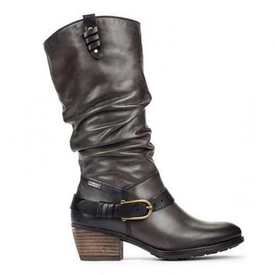 PIKOLINOS women's boots medium heel - Baqueira W9M-9625 shopping online Naturalshoes.it