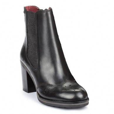 PIKOLINOS women's ankle boot with side elastics - Pompeya W9T-8595 shopping online Naturalshoes.it
