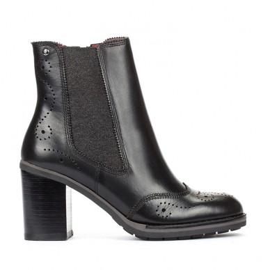W9T-8595 - Stivaletto da donna PIKOLINOS con elastici laterali - POMPEYA in vendita su Naturalshoes.it