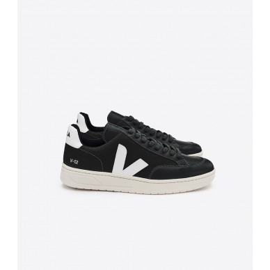 VEJA men's sneakers in leather - XDM011215 shopping online Naturalshoes.it