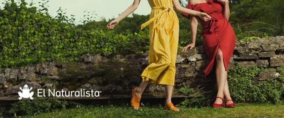 El Naturalista, der Schuh wie ein Puzzle