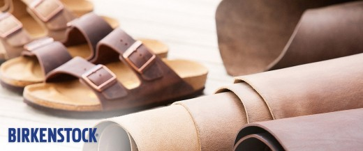 Birkenstock, the well-being of the foot and the footbed